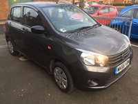 USED 2016 66 SUZUKI CELERIO 1.0 SZ2 5d 67 BHP ELERIO WITH SUZUKI WARRANTY TO 30/09/2019!....WITH PARKING SENSORS AND EXCELLENT FUEL ECONOMY!..£0 ROAD TAX!...FULL HISTORY..ONLY 1874 MILES FROM NEW!!