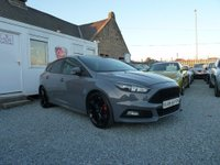 2016 FORD FOCUS ST-3 2.0T 5dr ( 250 bhp ) £19995.00