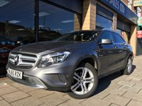 2015 MERCEDES-BENZ GLA-CLASS 2.1 GLA200 CDI SPORT EXECUTIVE 5d AUTO 136 BHP £20000.00