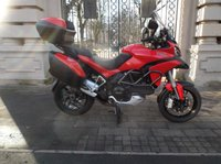USED 2014 64 DUCATI MULTISTRADA 1198cc MULTISTRADA 1200 S TOURIN  *** FINANCE & PART EXCHANGE WELCOME ***   1 OWNER FROM NEW