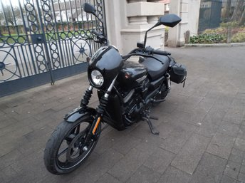 View our HARLEY-DAVIDSON STREET