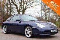2002 PORSCHE 911 3.6 CARRERA 4 2d 316 BHP £19990.00