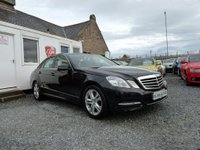 2012 MERCEDES-BENZ E CLASS 2.1 E250 CDI BlueEFFICIENCY Avantgarde 7G-Tronic Plus 4dr  £16995.00
