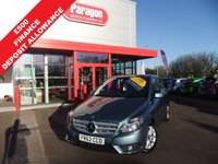 2013 MERCEDES-BENZ B CLASS 1.6 B180 BLUEEFFICIENCY SE 5d AUTO 122 BHP £11495.00