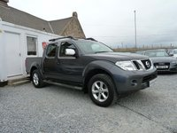 USED 2014 14 NISSAN NAVARA Tekna Double Cab Pickup 2.5 dCi 4WD 4dr ( 188 bhp ) One Owner From New FSH