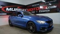 2015 BMW 4 SERIES 2.0 420D M SPORT GRAN COUPE 4DOOR AUTO 188 BHP *SUNROOF* £21595.00