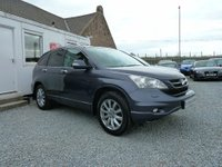 USED 2012 12 HONDA CR-V EX 2.2 i-DTEC Station Wagon 5dr ( 150 bhp ) One Previous Owner Top Spec 4X4