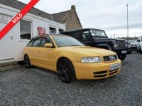 USED 1999 T AUDI S4 AVANT 2.7 Quattro 5dr ( 265 bhp ) One Previous Owner FSH