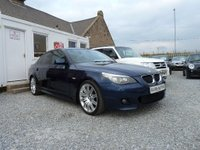 USED 2008 58 BMW 5 SERIES 520d M Sport 2.0TD Auto 4dr ( 177 bhp ) £4,800 Optional Extras