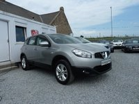 USED 2008 08 NISSAN QASHQAI Acenta 1.6 5dr One Previous Owner Low Mileage