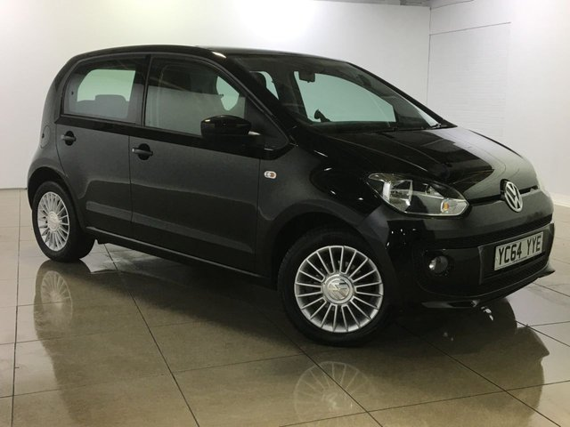 View our 2014 64 VOLKSWAGEN UP 1.0 HIGH UP 5d 74 BHP