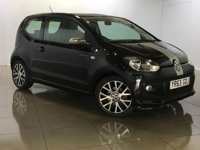 View our 2013 63 VOLKSWAGEN UP 1.0 ROCK UP 3d 74 BHP