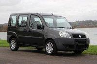 USED 2007 07 FIAT DOBLO 1.9 JTD ACTIVE 5d 104 BHP huge roomy estate Fiat Doblo 1.9 multi jet diesel