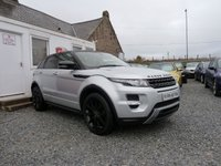 USED 2012 12 LAND ROVER RANGE ROVER EVOQUE Dynamic AWD 2.2 SD4 5dr ( 190 bhp ) One Local Owner FLRSH