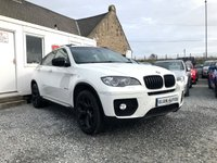 2011 BMW X6 xDrive40d 3.0TD Step Auto 5dr Station Wagon ( 306 bhp ) £21995.00