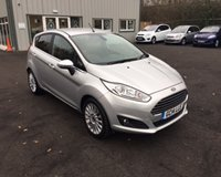 USED 2014 14 FORD FIESTA 1.0 TITANIUM ECOBOOST (125PS) THIS VEHICLE IS AT SITE 1 - TO VIEW CALL US ON 01903 892224