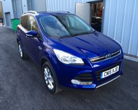 USED 2015 15 FORD KUGA 2.0 TDCI TITANIUM AWD 180 BHP THIS VEHICLE IS AT SITE 1 - TO VIEW CALL US ON 01903 892224