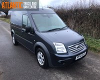 2012 FORD TRANSIT CONNECT T230 LIMITED HR VDPF £4995.00