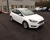 USED 2015 15 FORD FOCUS 1.6 TDCI TITANIUM 115 BHP THIS VEHICLE IS AT SITE 1 - TO VIEW CALL US ON 01903 892224