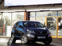 USED 2015 65 KIA SPORTAGE 1.6 2 ISG 5dr  *ONLY 9.9% APR with FREE Servicing*