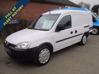 2008 VAUXHALL COMBO 2000 1.3 CDTi Direct From BT With History £2945.00
