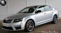 2014 SKODA OCTAVIA 2.0TDi VRS 5 DOOR 6-SPEED 181 BHP £12990.00