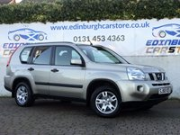 USED 2008 58 NISSAN X-TRAIL 2.0 TREK DCI 5d 148 BHP CHECK OUR.  EDINBURGH CAR STORE WEB SITE  WE HAVE OVER  50  CARS IN STOCK