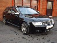 2003 AUDI S4 AVANT