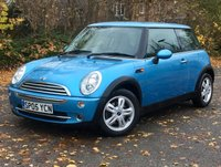 USED 2005 05 MINI HATCH COOPER 1.6 COOPER 3d 114 BHP Low Mileage