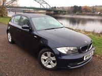 2008 BMW 1 SERIES 2.0 120I SE 5d AUTO 168 BHP £3990.00