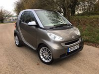 USED 2009 09 SMART FORTWO 1.0 PASSION MHD 2d AUTO 71 BHP PLEASE CALL TO VIEW