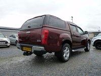 USED 2013 13 ISUZU D-MAX Utah Vision Double Cab 4x4 2.5TD Auto ( 165 bhp ) One Owner Big Spec Rare Automatic