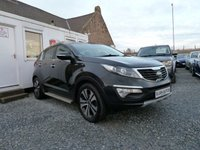 USED 2012 12 KIA SPORTAGE KX-3 4x4 2.0 CDTi 5dr Station Wagon One Owner From New