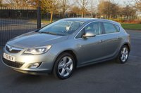 USED 2011 61 VAUXHALL ASTRA 1.6 SRI 5d 113 BHP Part Exchange Welcome