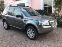 2009 LAND ROVER FREELANDER 2.2 TD4 S Van - perfect for horses  £6295.00