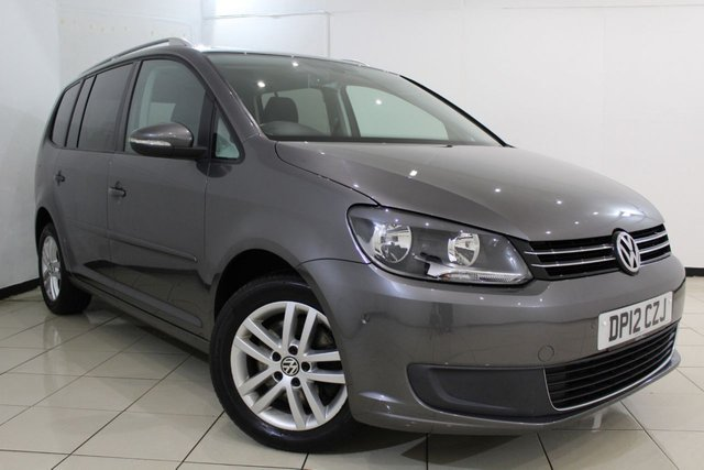 View our 2012 12 VOLKSWAGEN TOURAN 2.0 SE TDI BLUEMOTION TECHNOLOGY 5DR 138 BHP