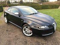 2009 ALFA ROMEO GT 2.0 JTS CLOVERLEAF 3d 165 BHP Full AR Service History, Sat Nav, Bluetooth  £4795.00