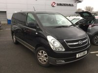 USED 2011 11 HYUNDAI I800 2.5CRDI  STYLE 8 SEATER 5d 168 BHP 6 MONTHS PARTS+ LABOUR WARRANTY+AA COVER