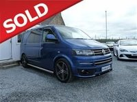 USED 2017 VOLKSWAGEN TRANSPORTER 2.0 TDI T32 Highline 4 Motion Kombi
