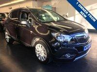 2015 VAUXHALL MOKKA 1.4 SE 5d AUTO 138 BHP £SOLD
