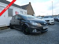 USED 2014 64 VAUXHALL CORSA VXR Clubsport 1.6T 3dr ( 207 bhp ) One Previous Owner Low Mileage