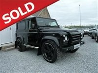 USED 2004 LAND ROVER DEFENDER 90 2.5Td5 XS Station Wagon 3d 2495cc