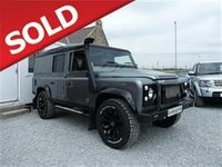 USED 2017 LAND ROVER DEFENDER 110 2.2 TD XS Utility 5dr