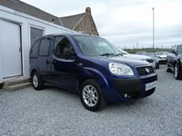 2009 FIAT DOBLO Dynamic High Roof 1.4 8v £4495.00
