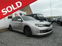USED 2010 SUBARU IMPREZA 2.5 WRX STI Type UK