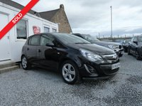 USED 2012 12 VAUXHALL CORSA SXi 1.4i 5dr One Previous Owner