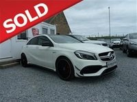 USED 2015 MERCEDES-BENZ A CLASS 2.0 A45 4Matic Premium Edition Auto 5dr