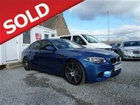 USED 2014 BMW M5 4.4 DCT V8 4dr Saloon Petrol