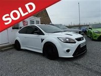 USED 2010 FORD FOCUS 2.5 (305ps) RS Hatchback 3d 2522cc