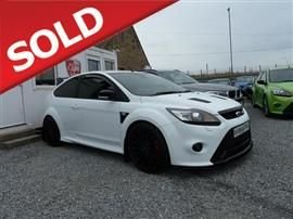 2010 FORD FOCUS 2.5 (305ps) RS Hatchback 3d 2522cc